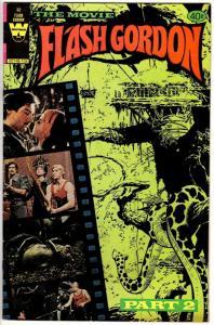 FLASH GORDON (1966-82) 32 VG  1980 Movie Adapt