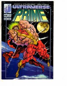 9 Prime Malibu Ultraverse Comic Books #1 (5) (2 Different Covers) 2 5 6 9 J206