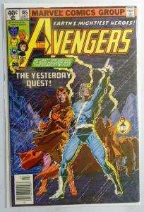 Avengers (1st Series) #185, 6.0/FN (1979)