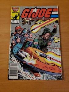 G.I. Joe A Real American Hero #47 NEWSSTAND  ~ NEAR MINT NM ~ (1986, Marvel)