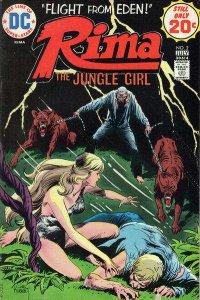 Rima: The Jungle Girl #2, Fine- (Stock photo)