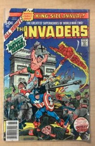 Invaders Annual #1 (1977)