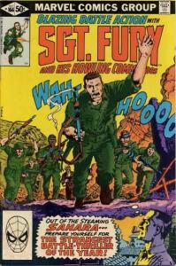 Sgt. Fury #166, VF+ (Stock photo)