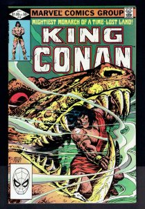 CONAN the KING #10, VF, Ernie Chan, 1980 1982, Robert Howard, more in store