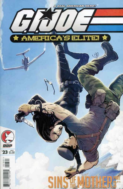 G.I. Joe Comic Book (Vol. 2) #23 VF/NM; Devil's Due | save on shipping - details