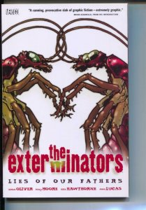 Exterminators: Lies Of Our Fathers-Simon Oliver-TPB-trade