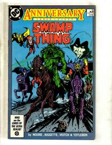 Swamp Thing # 50 VF DC Comic Book Justice League Dark Deadman Horror J371