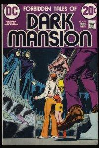 Forbidden Tales of Dark Mansion #10 VF 8.0