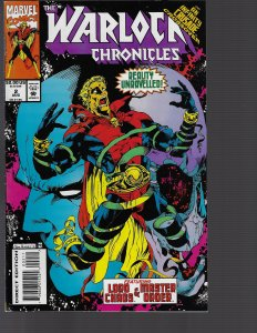 Warlock Chronicles #2 (Marvel, 1993) FN+