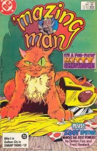 Mazing Man #8, NM- (Stock photo)