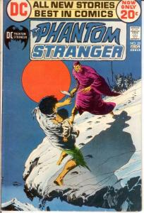 PHANTOM STRANGER 20 VG Aug. 1972 COMICS BOOK