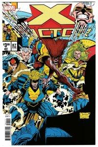 X-Factor #87 Facsimile Edition (Marvel, 2019) NM