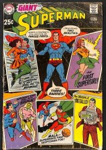 Superman #217 (1969)
