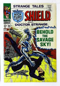 Strange Tales (1951 series) #165, Fine+ (Actual scan)
