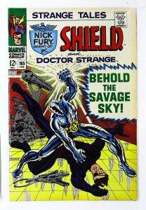 Strange Tales (1951 series) #165, Fine+ (Actual scan)
