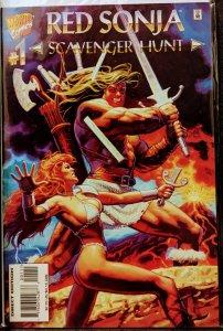 Red Sonja: Scavenger Hunt #1 (1995)