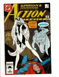 12 Action Comics Weekly DC Comics 595 596 597 598 599 601 602 604 606 607 + HG1