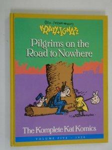 Krazy and Ignatz The Komplete Kat Komics HC #5 8.0 VF (1990 Eclipse)