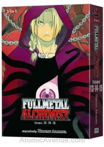 Full Metal Alchemist CS #5 (3rd) VF/NM; Viz   save on shipping - details inside
