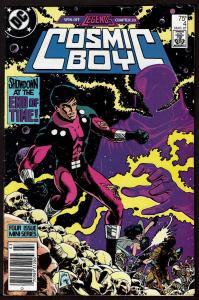 Cosmic Boy #4 (Mar 1987, DC) 6.5 FN+