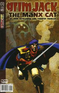 Grimjack: The Manx Cat #1 FN; IDW   save on shipping - details inside