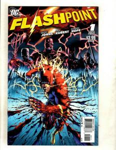 Flashpoint Complete DC Comics LTD Series # 1 2 3 4 5 NM 1st Prints Flash GK5
