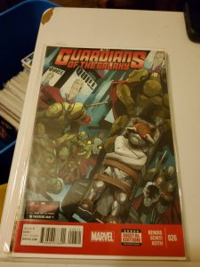 Guardians of the Galaxy #26 (2015)