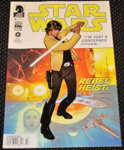 Star Wars: Rebel Heist #4 (2014)
