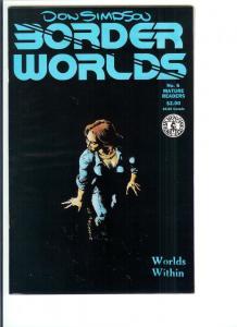 Border Worlds,  #6 - Copper Age - June,. 1987 (VF/NM)