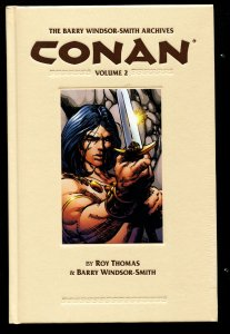 Conan-Vol.2-Roy Thomas-Barry Windsor-Smith-Hardcover