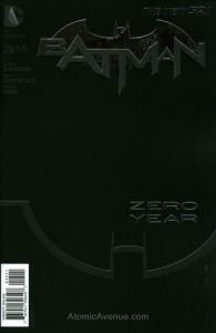 Batman (2nd Series) #25 VF/NM; DC   save on shipping - details inside