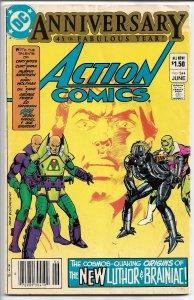 Action Comics 544 - Bronze Age - June 1983 (FN)
