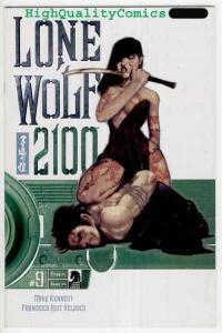 LONE WOLF 2100 #9, NM+, Mike Kennedy, Ronin, Sword, Velasco, more in store