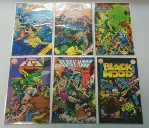 Red Circle Comic lot 12 different issues 8.0 VF (1983-85)