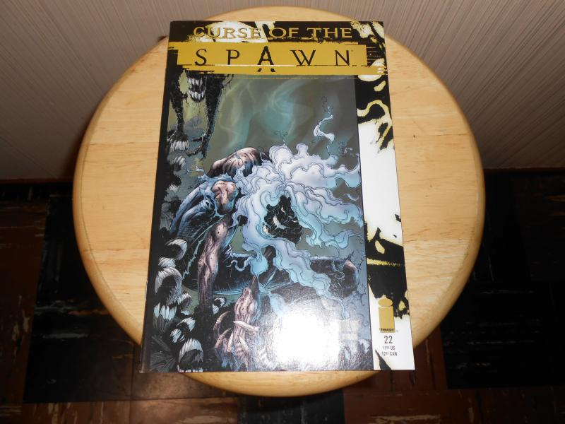 CURSE OF THE SPAWN # 22