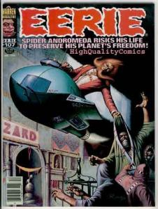 EERIE #107, NM, Warren, Mac Tavish, BeastWorld, 1979, more Mags in store