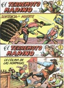 El Terremoto Marino, coleccion facsimil