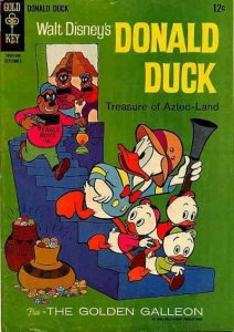 Donald Duck (Walt Disney's…) #103 VG; Dell | low grade comic - save on shipping