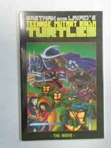 Teenage Mutant Ninja Turtles The Movie GN #1B-1ST (1990) 6.0 FN
