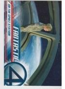 2005 Upper Deck Fantastic Four Movie ON THE SPACE STATION #14