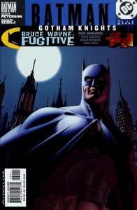 Batman: Gotham Knights #31, NM + (Stock photo)