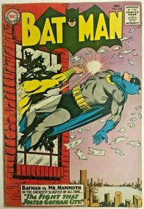 BATMAN#168 VG/FN 1964 DC SILVER AGE COMICS