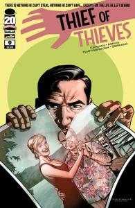 Thief of Thieves #9, NM- (Stock photo)