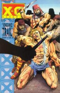 X-O Manowar (1992 series) #35, NM (Stock photo)