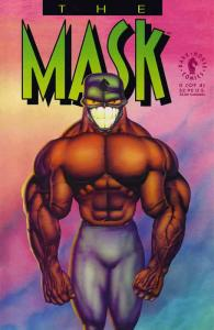 Mask, The (Mini-Series) #0 VF; Dark Horse | save on shipping - details inside