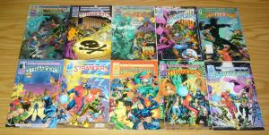 the Strangers #1-24 VF/NM complete series + annual - malibu comics ultraverse