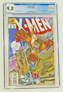 X-Men # 33 Comic  June 1994  Fabian Nicieza Andy Kubert  Matt Ryan  Sabretooth