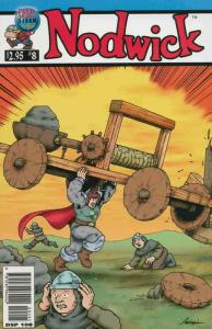 Nodwick #8 VF/NM; Henchman | save on shipping - details inside