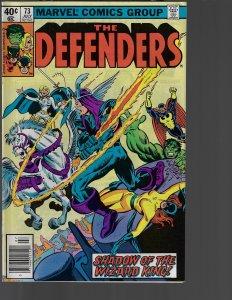 Defenders #73 (Marvel, 1979)