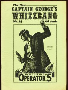CAPTAIN GEORGES WHIZBANG #14-OPERATOR #5 VG/FN